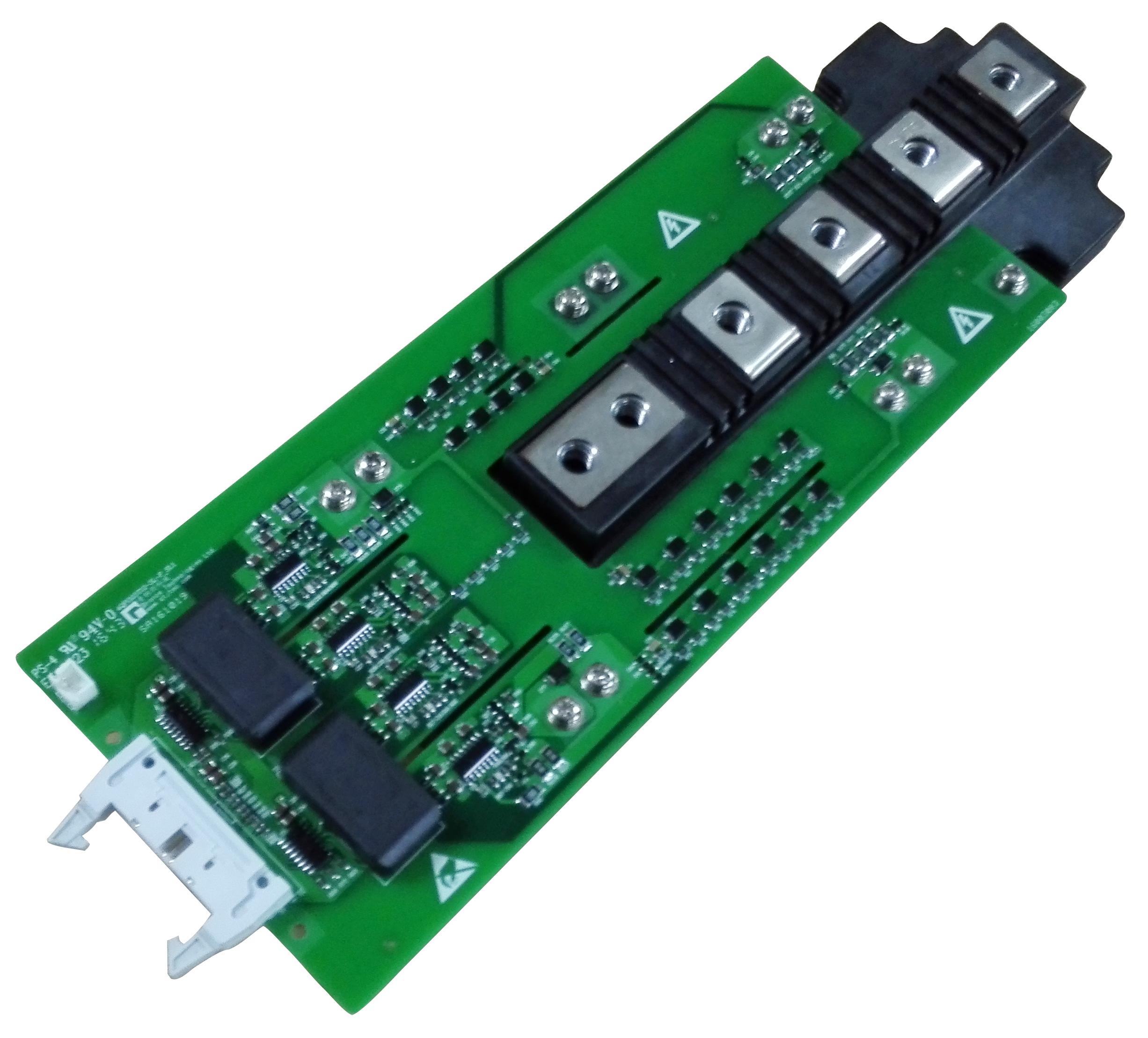 富士t型三电平单管驱动方案